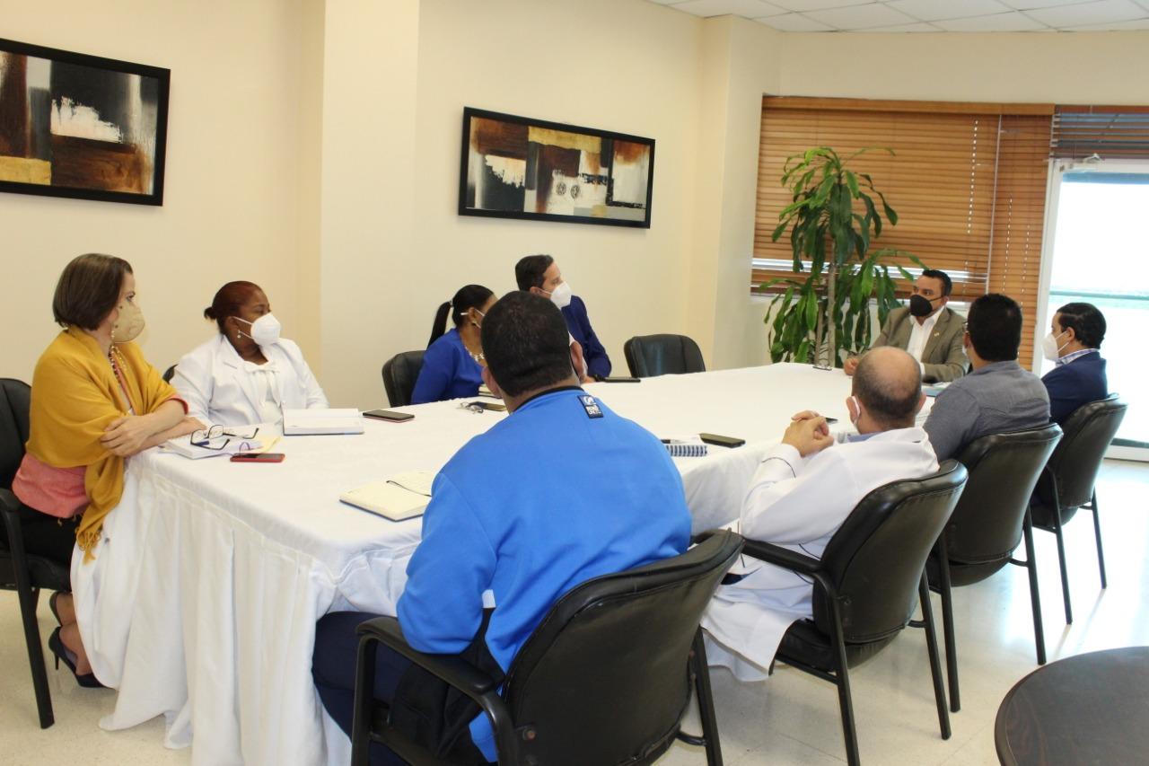 Hospital Ney Arias Lora aumentará cartera de servicios en este año